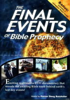 Daniel Revelation Bible Prophecy DVD